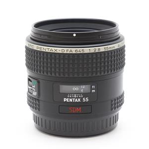 D FA645 55mm F2.8AL[IF] SDM AW