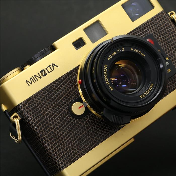 CLE GOLD +M40mm F2 GOLD