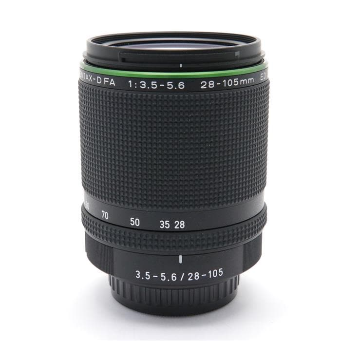 HD D FA 28-105mm F3.5-5.6 ED DC WR