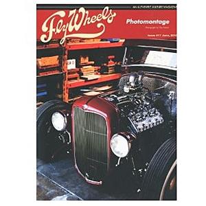 Fly Wheels(フライホイール) Issue #17 (2012年6月号)