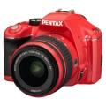 PENTAX (ペンタックス) K-x レンズキット レッド