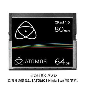 ATOMOS CFast 1.0 64GB