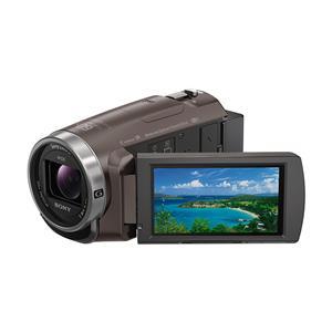デジタルHDビデオカメラレコーダー HDR-PJ680 TI ブラウン