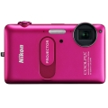 Nikon (ニコン) COOLPIX S1200PJ ピンク