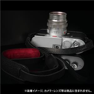 ハーフケース&ネックストラップ FOR LEICA M4 M6 M7 MP M-A TYP 117 ブラック