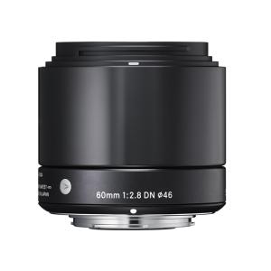 SIGMA (シグマ) Art 60mm F2.8 DN(マイクロフォーサーズ用) ブラック メイン