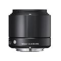 SIGMA (シグマ) Art 60mm F2.8 DN(マイクロフォーサーズ用) ブラック