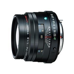 PENTAX (ペンタックス) FA77mm F1.8 Limited ブラック メイン
