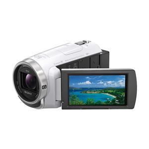 デジタルHDビデオカメラレコーダー HDR-PJ680 W ホワイト