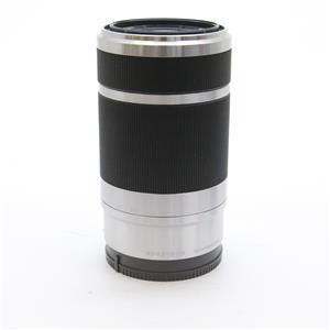 E 55-210mm F4.5-6.3 OSS SEL55210 シルバー