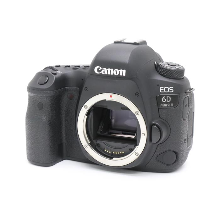 EOS 6D Mark II ボディ