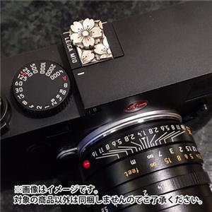 JAY TSUJIMURA (ジェイ・ツジムラ) ホットシューカバーBlooming Sakura Leica M10用 JP-721M10 メイン