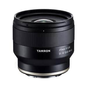 TAMRON (タムロン) 20mm F2.8 DiIII OSD M1:2/Model F050SF(ソニーE用/フルサイズ対応) メイン