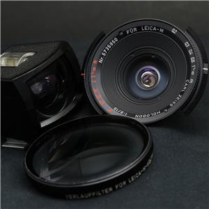Leica (ライカ) ホロゴン M 15mm F8 ファインダーフィルターセット メイン