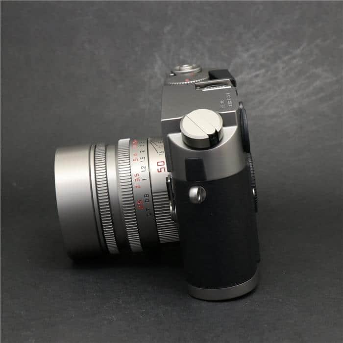 M型50周年記念モデル M7 チタニウム