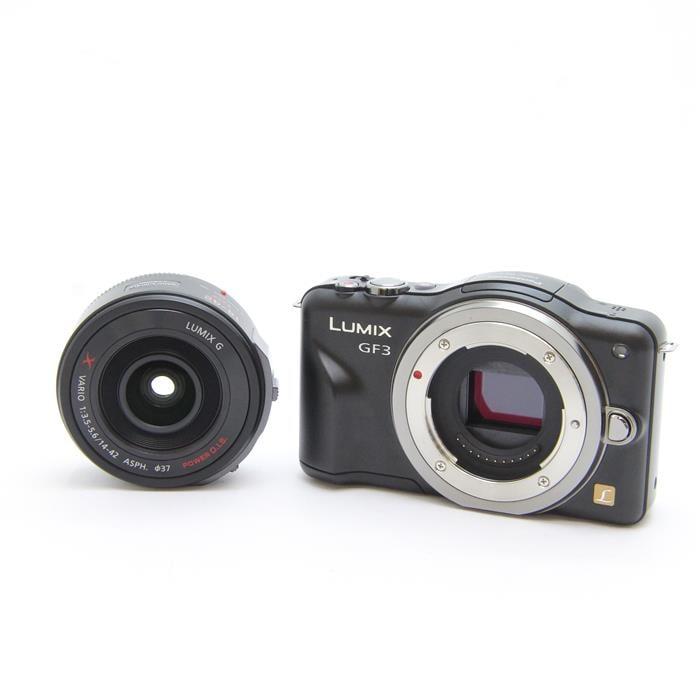LUMIX DMC-GF3X レンズキット