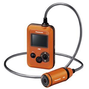 ウェアラブルカメラ HX-A500-D オレンジ