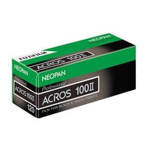 FUJIFILM (フジフイルム) ネオパン 100 ACROS II 120 メイン