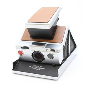 Polaroid SX-70 アルファー