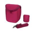 SONY (ソニー) ソフトキャリングケース LCS-BBF ピンク