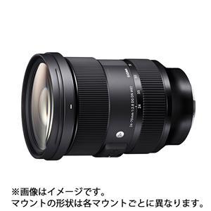 SIGMA (シグマ) Art 24-70mm F2.8 DG DN(ソニーE用/フルサイズ対応)