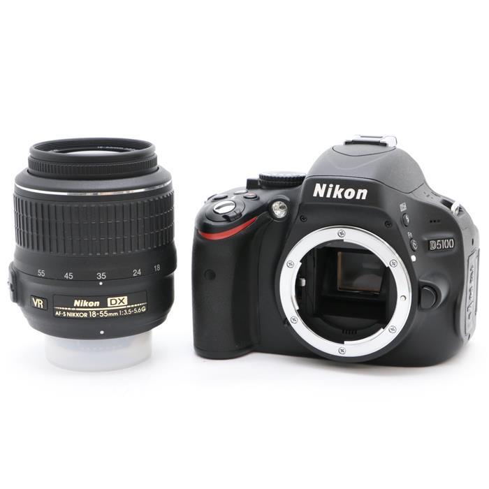 D5100 18-55 VR レンズキット