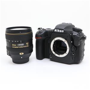 Nikon (ニコン) D500 16-80 VR レンズキット メイン