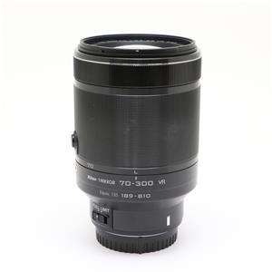 Nikon (ニコン) 1 NIKKOR VR 70-300mm F4.5-5.6 ブラック メイン