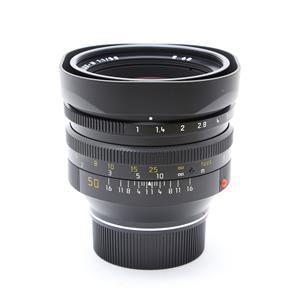 ノクティルックス M50mmF1.0 (フード組込) ブラック