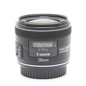 EF28mm F2.8 IS USM