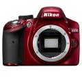 Nikon (ニコン) D3200ボディ レッド