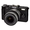 PENTAX (ペンタックス) Q 02ズームレンズキット ブラック