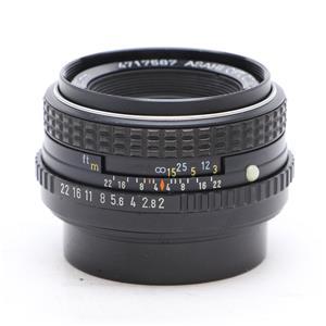 SMC-PENTAX-M 50mm F2