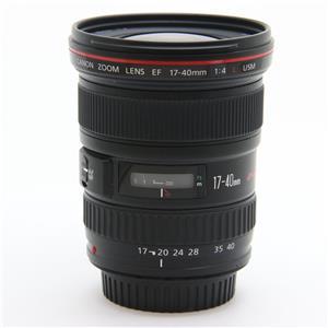 Canon (キヤノン) EF17-40mm F4L USM メイン