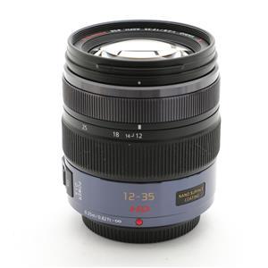 LUMIX G X VARIO 12-35mm F2.8 ASPH. POWER O.I.S. ブラック