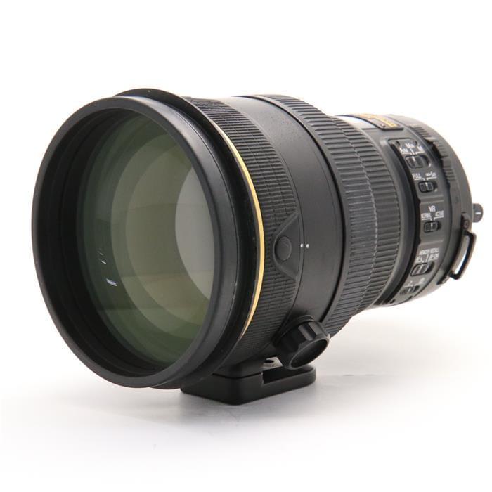 AF-S NIKKOR 200mm F2G ED VR II