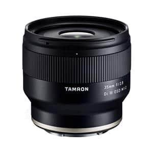 TAMRON (タムロン) 35mm F2.8 DiIII OSD M1:2/Model F053SF(ソニーE用/フルサイズ対応) メイン