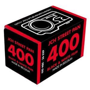 JCH (ジャパンカメラハンター) STREET PAN 400 36枚撮り SP400 36EXP メイン