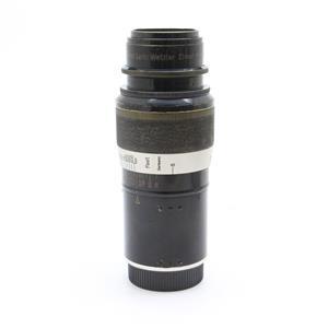 エルマー L135mm F4.5 ブラック x ニッケル