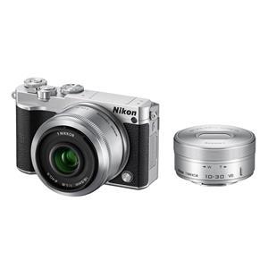 Nikon 1 J5 ダブルレンズキット シルバー