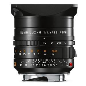 Leica (ライカ) ズミルックス M28mm F1.4 ASPH. ブラック メイン