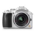 Panasonic (パナソニック) LUMIX DMC-G5X 電動ズームレンズキット シェルホワイト