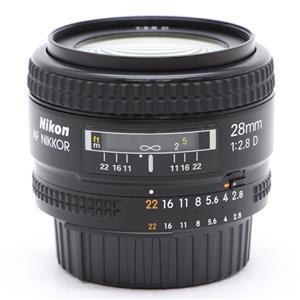 Ai AF Nikkor 28mm F2.8D