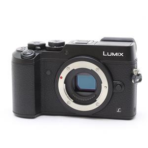 LUMIX DMC-GX8 ボディ ブラック
