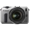 Canon (キヤノン) EOS M EF-M18-55IS STM レンズキット シルバー