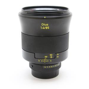 Otus 85mm F1.4 ZF.2 (Nikon CPU付)