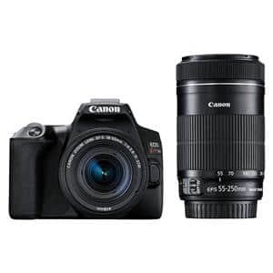 Canon (キヤノン) EOS Kiss X10 ダブルズームキット ブラック メイン