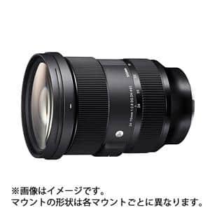 SIGMA (シグマ) Art 24-70mm F2.8 DG DN(ライカSL/TL用) メイン