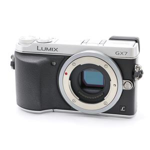 LUMIX DMC-GX7 シルバー