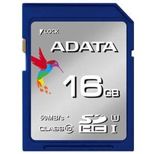 Premier SDHCカード UHS-I Class10 R/W:50/10 16GB ASDH16GUICL10-R